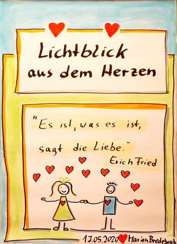 Lichtblick Liebe
