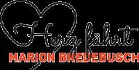 Herz führt Logo